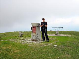 Vrh Blegoša