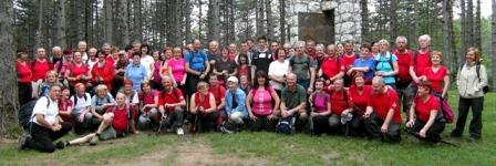 Planinarjenje po Ozrenskih planinah