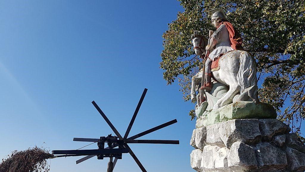 Kip sv. Jurija na konju (Špičnik)