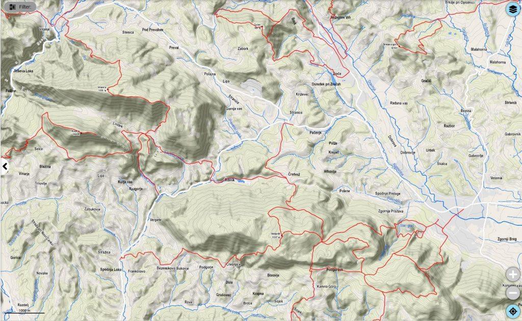 Zemljevi